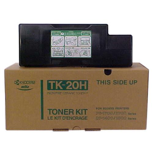 TK-20H тонер-картридж для принтеров Kyocera FS-17хх/37хх/+/FS-6700/6900 (TK20H)
