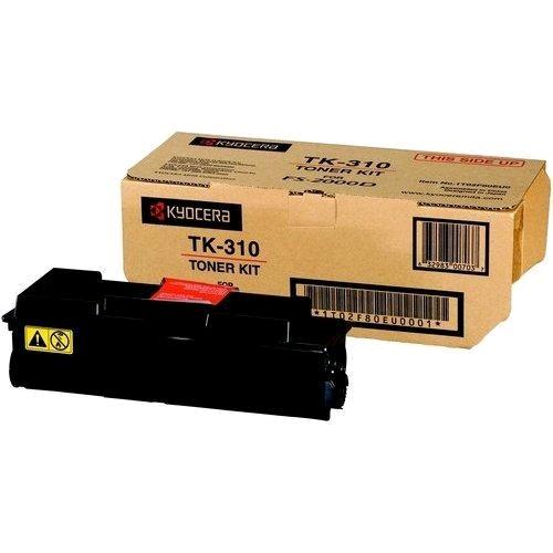 TK-310 тонер-картридж принтеров FS-2000D/3900DN/4000DN Kyocera (tk310)