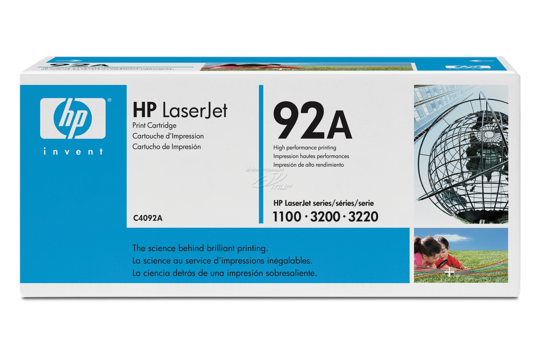 Картридж HP C4092A OEM
