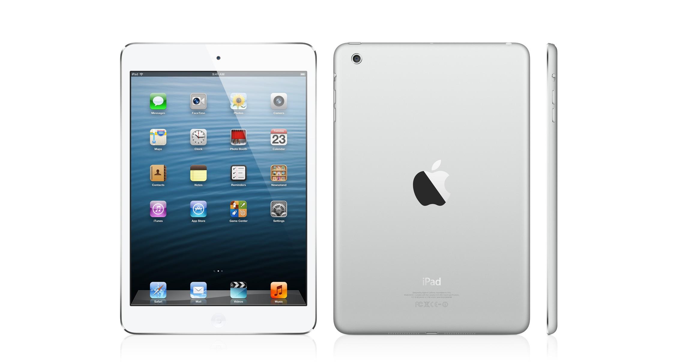 Ремонт iPad mini 2 (retina)