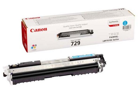 Картридж Canon 729C OEM
