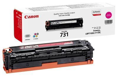 Заправка картриджа Canon 731M для Canon LBP 7100/7110 MF 8230/8280