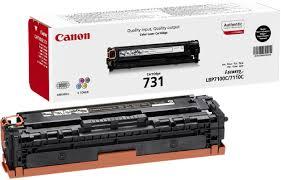 Заправка картриджа Canon 731Bk для Canon LBP 7100/7110 MF 8230/8280