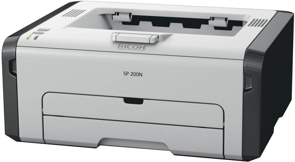 Заправка принтера Ricoh Aficio SP 200N