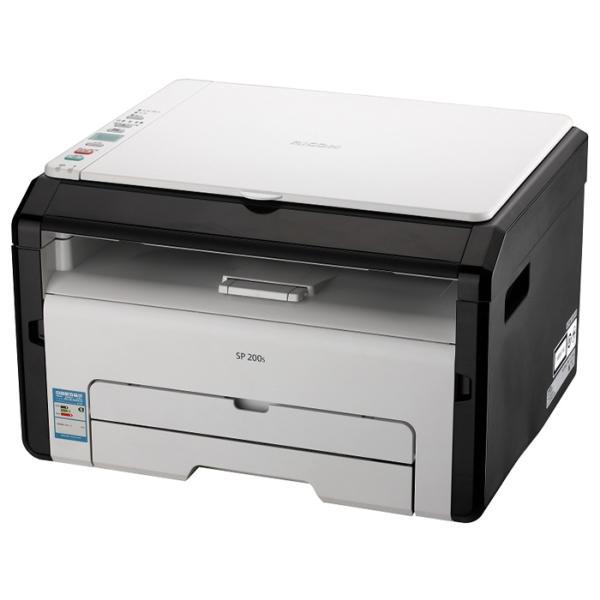 Заправка принтера Ricoh Aficio SP 200S