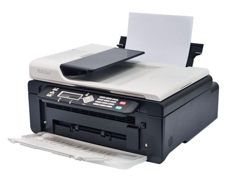 Заправка принтера Ricoh Aficio SP 100SF