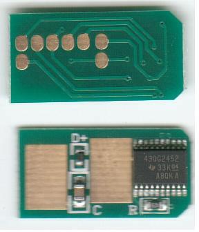 Чип O-B431-12K для OKI  B431/MB491