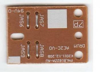 Чип PNS-FAT410-2.5K для Panasonic KX-MB1500/MB1520