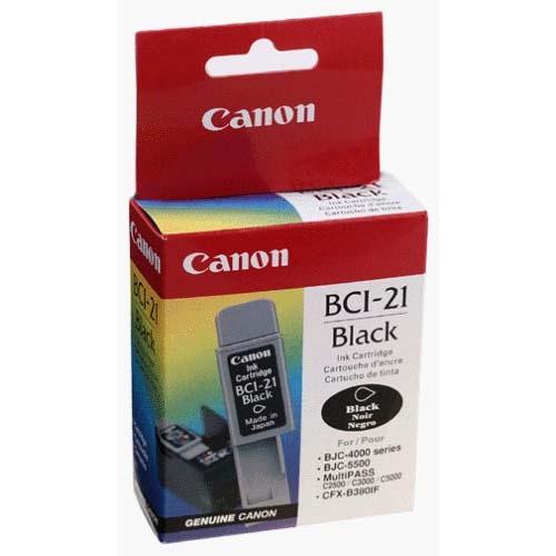 Картридж совместимый Canon BCI-21/24B черный ОЕМ