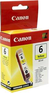 Картридж OEM совместимый для Canon BCI-6Y желтый ОЕМ