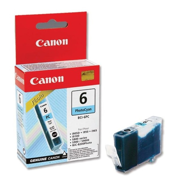 Картридж OEM совместимый для Canon BCI-6PC фото голубой ОЕМ