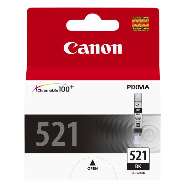 Картридж OEM совместимый для Canon CLI-521BK черный ОЕМ