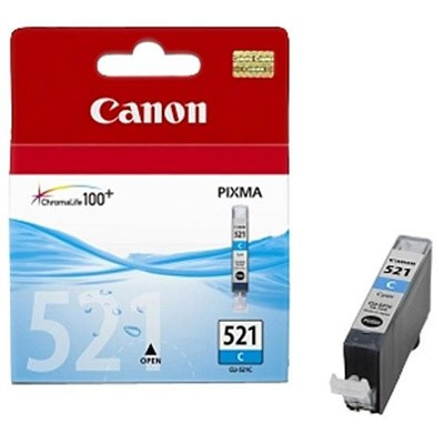 Картридж OEM совместимый для Canon CLI-521C голубой ОЕМ