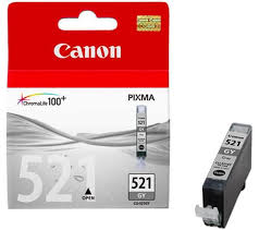 Картридж OEM совместимый для Canon CLI-521GY серый ОЕМ