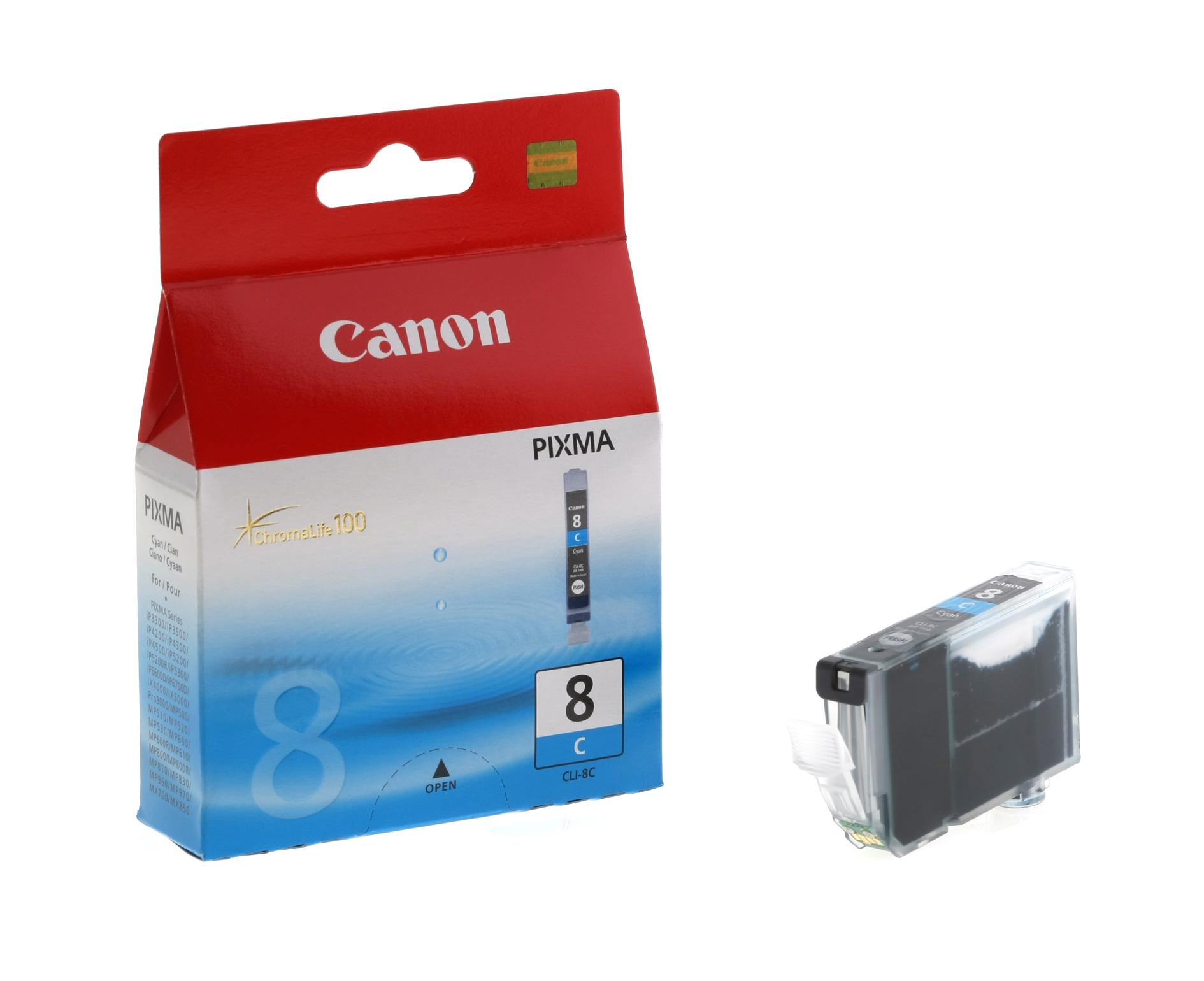 Картридж OEM совместимый для Canon CLI-8C голубой ОЕМ