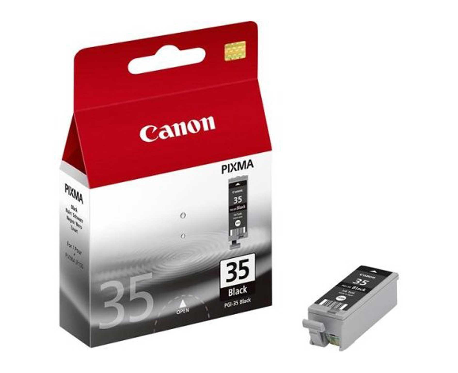 Картридж совместимый Canon PGI-35 черный ОЕМ