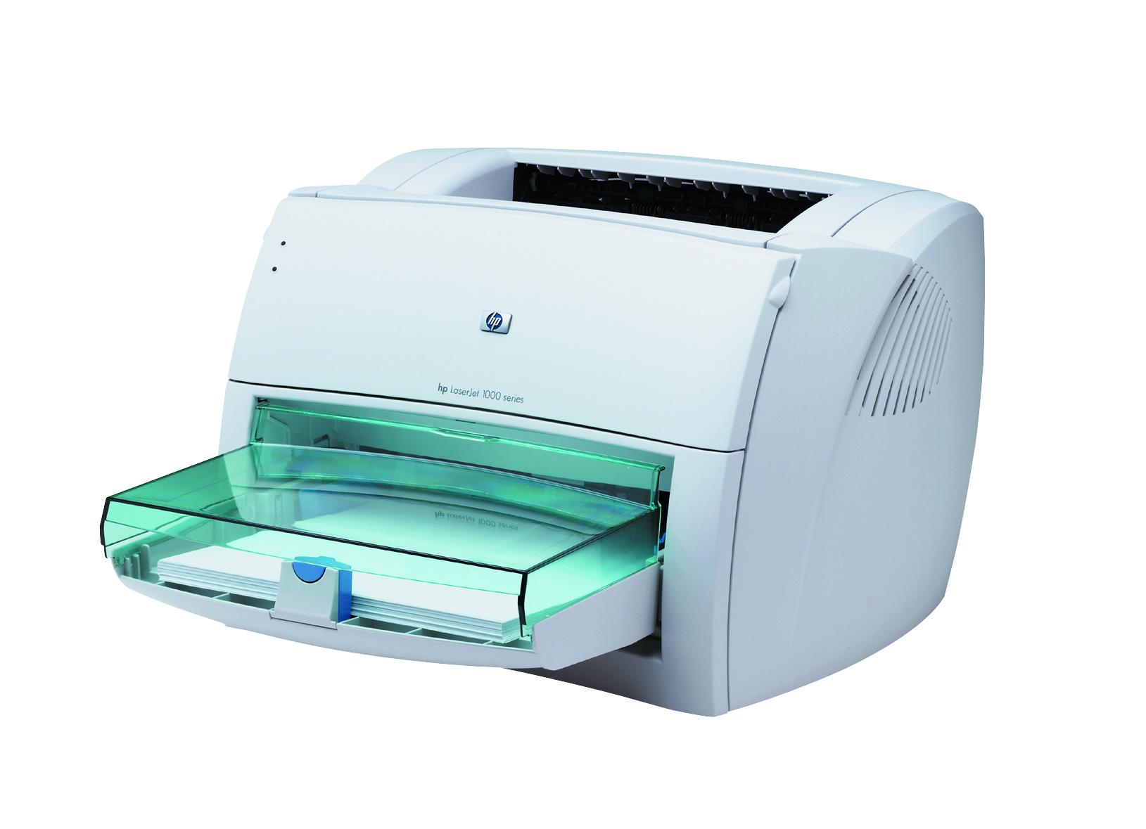 Ремонт принтера hp LJ1000W