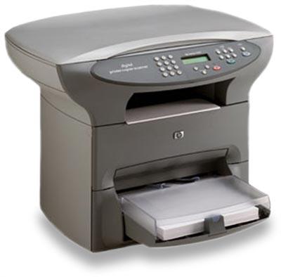 Ремонт принтера hp LJ3300