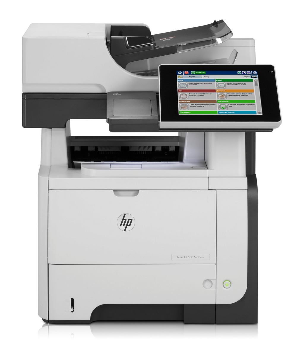 Ремонт принтера hp LJ Enterprise 500 MFP M525