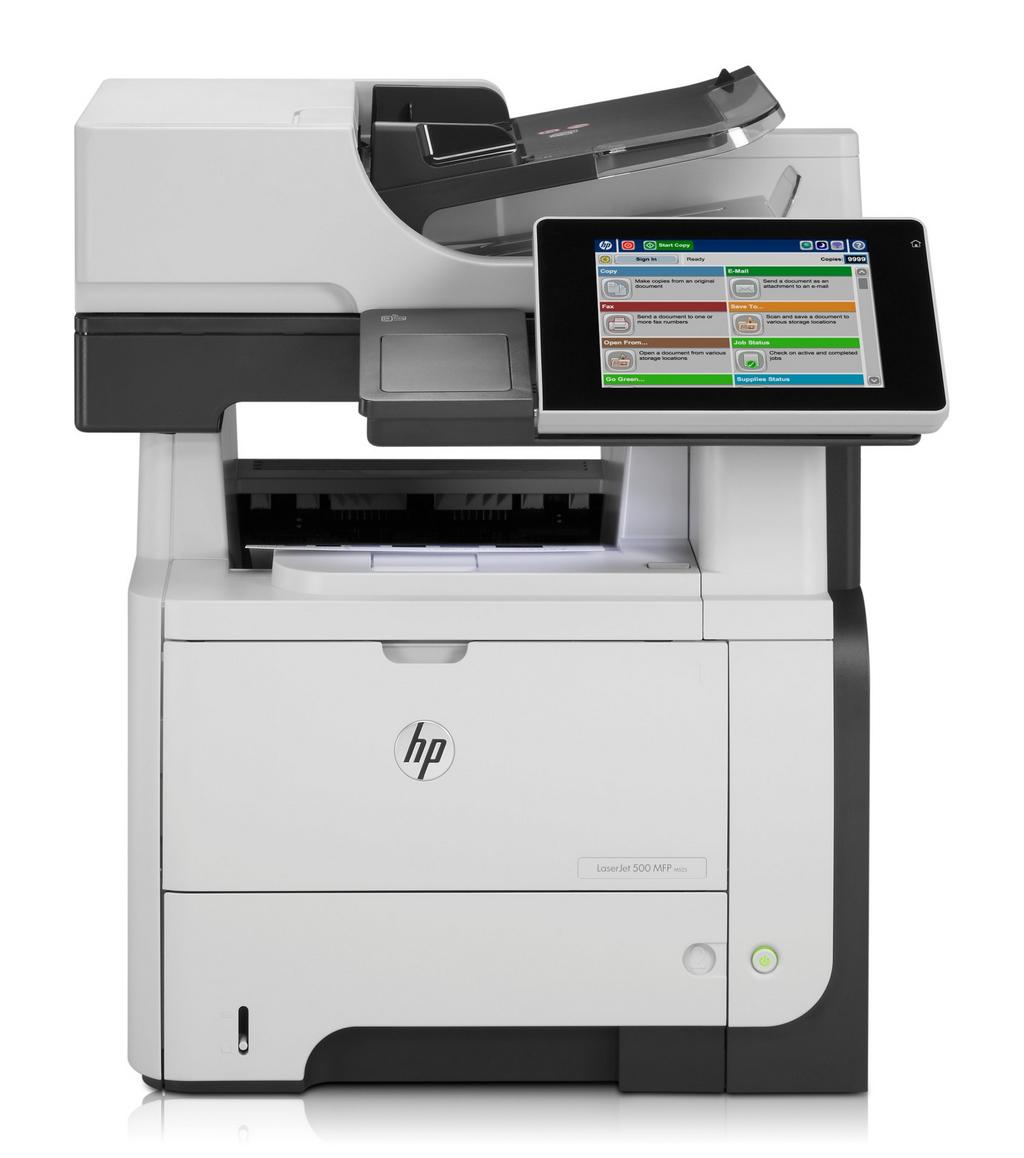 Ремонт принтера hp LJ Enterprise 500 MFP M521