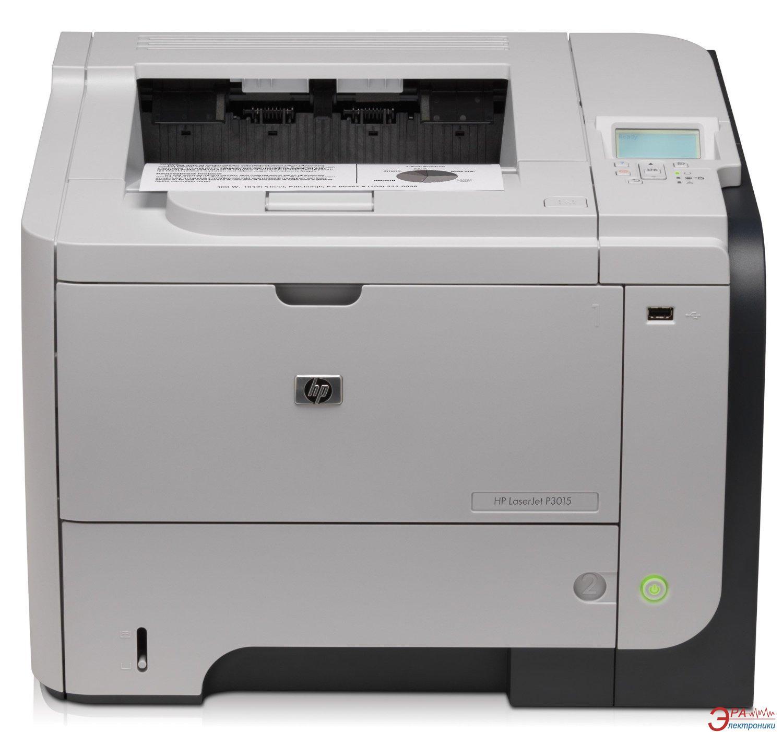 Ремонт принтера hp LJ Enterprise P3015