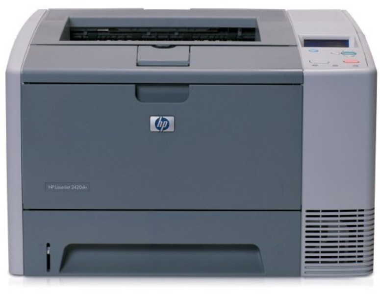 Ремонт принтера hp LJ 2400