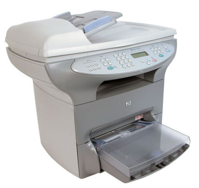 Ремонт принтера hp LJ3380