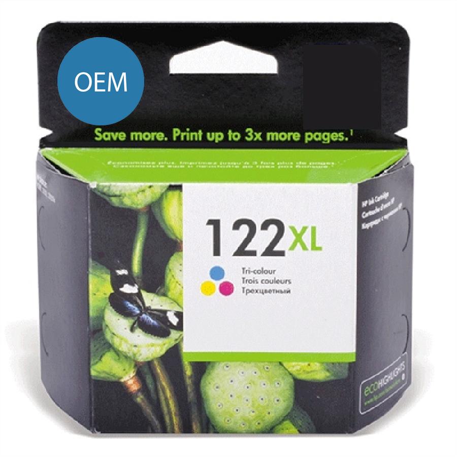Картридж OEM совместимый для № 122XL (HP CH564HE) color ОЕМ