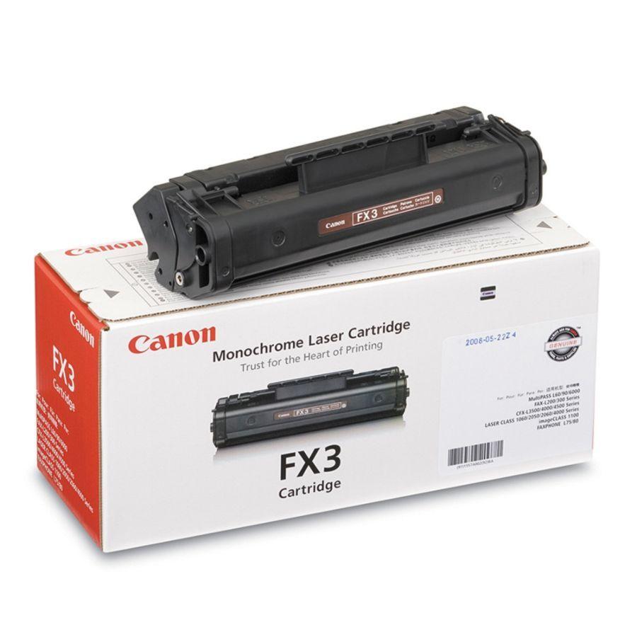 Заправка картриджа Canon FХ-3