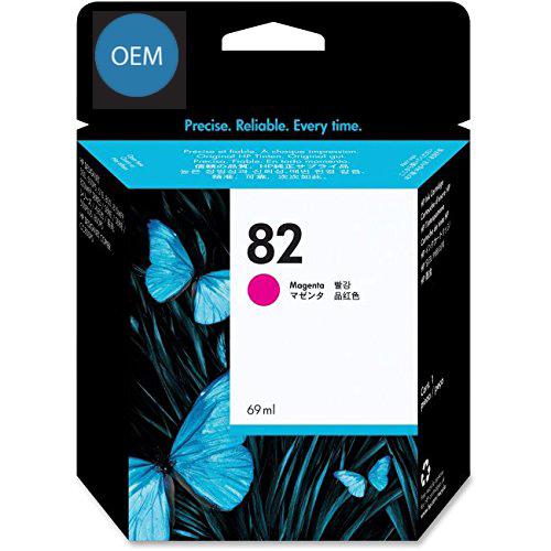 Картридж OEM совместимый для № 82 (HP C4912A) magenta ОЕМ