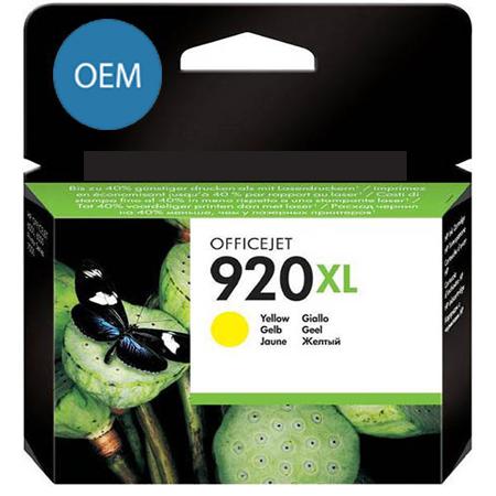 Картридж OEM совместимый для желтый HP CD974AE (№ 920XL) ОЕМ