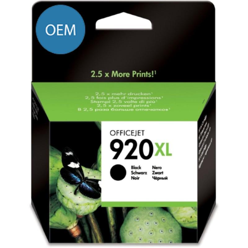 Картридж OEM совместимый для черный HP CD975AE (№ 920XL) ОЕМ