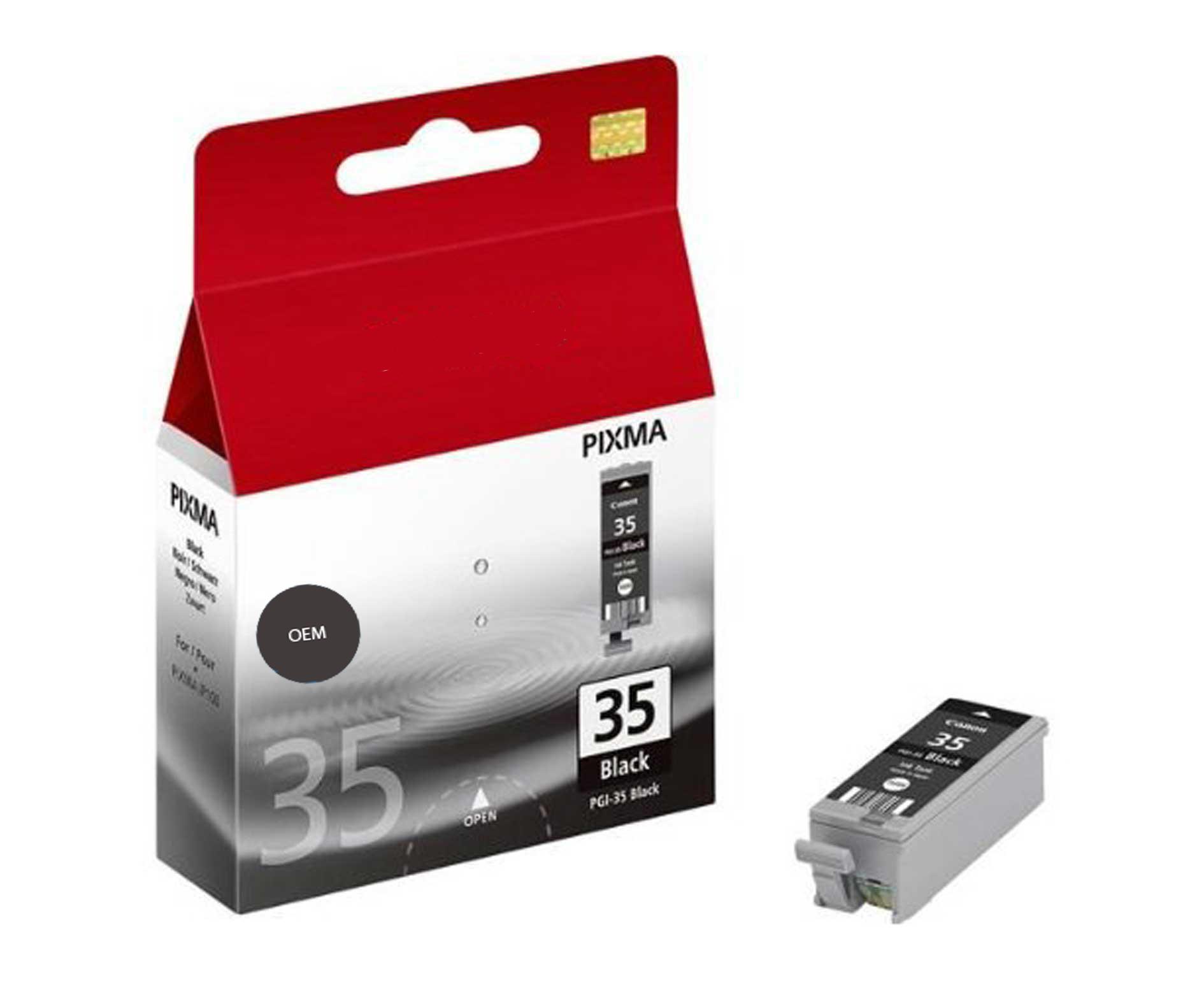 Картридж OEM совместимый для Canon PGI-35 черный ОЕМ