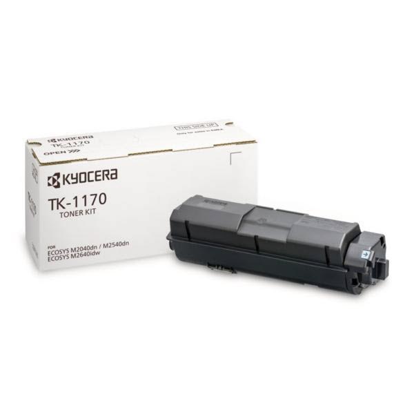 Заправка картриджа Kyocera TK 1170