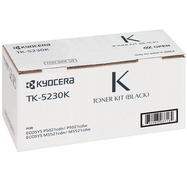 Заправка картриджа Kyocera TK-5220K