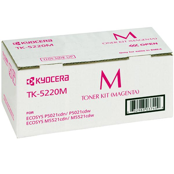 Заправка картриджа Kyocera TK-5220M