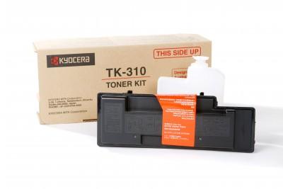 заправка картриджа Kyocera TK 310